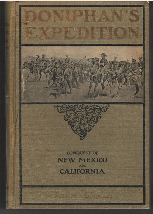 Image for Doniphan's Expedition and the Conquest of New Mexico and California