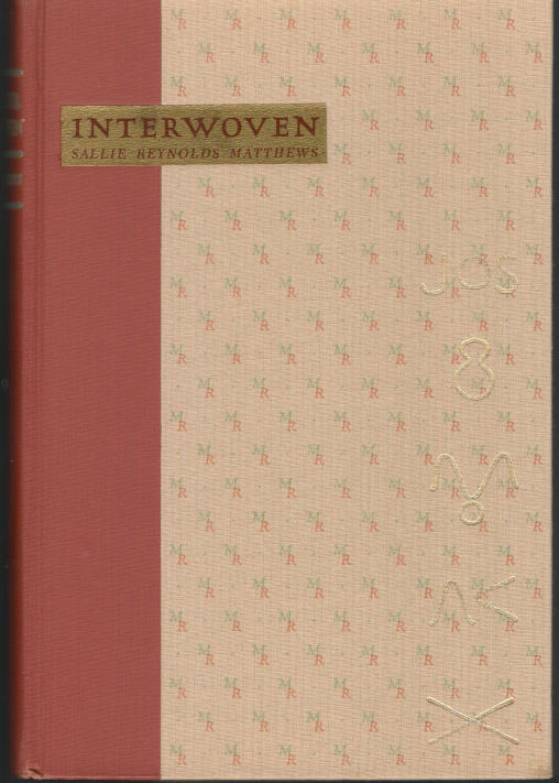 Image for Interwoven: A Pioneer Chronicle